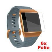 6x Schutzfolie für Fitbit Ionic Display Schutz Panzerfolie