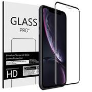 Full Screen Panzerglas für Apple iPhone 11 Pro Max / XS Max Schutzfolie Glas Vollbild Panzerfolie
