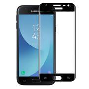 Full Screen Panzerglas für Samsung Galaxy J3 2017 Schutzfolie Glas Vollbild Panzerfolie