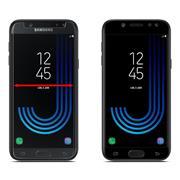 Fullscreen Panzerglas für Samsung Galaxy J3 2017 Glas Folie Curved Schutzfolie