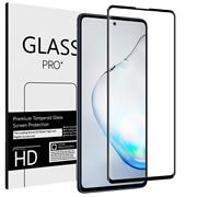 Full Screen Panzerglas für Samsung Galaxy Note 10 Lite Schutzfolie Glas Vollbild Panzerfolie