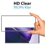 Full Screen Panzerglas für Samsung Galaxy Note 20 Ultra Schutzfolie Glas Vollbild Panzerfolie