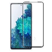 Full Screen Panzerglas für Samsung Galaxy S20 FE Schutzfolie Glas Vollbild Panzerfolie