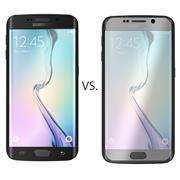 Fullscreen Panzerglas für Samsung Galaxy S6 Edge Glas Folie Curved Schutzfolie