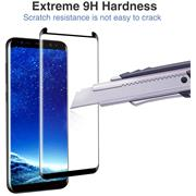 Fullscreen Panzerglas für Samsung Galaxy S8 Glas Folie Curved Schutzfolie