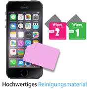 Panzerglas für Apple iPhone 5 / 5S / 5C / SE Glasfolie Displayschutz Folie Glas Hartglas Anti Fingerprint