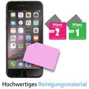 Glasfolie für Apple iPhone 6 | 6s Schutzfolie Panzer Scheibe Folie 9H
