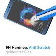 Panzer Glas Folie für Honor 8 Pro 9H Handy Schutz Folie Echtglas