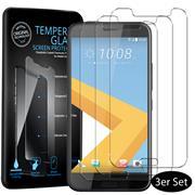 Panzerglas für HTC 10 Schutzfolie Glasfolie 9H Ultra Clear Glas Folie