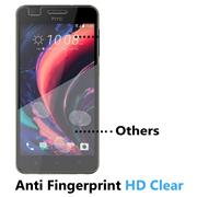 Panzer Glas Folie für HTC Desire 10 Lifestyle Schutz Folie 9H Echtglas