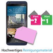 Glasfolie für HTC Desire 626 Schutzfolie Panzer Scheibe Folie Display Schutzglas 9H