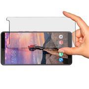 Glasfolie für HTC U12+ Schutzfolie Panzer Scheibe Folie Display Schutzglas 9H