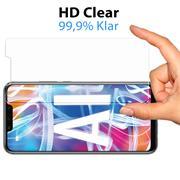 Glasfolie für Huawei Mate 20 Lite Schutzfolie Panzer Scheibe Folie Display Schutzglas 9H