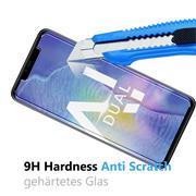Glasfolie für Huawei Mate 20 Pro Schutzfolie Panzer Scheibe Folie Display Schutzglas 9H