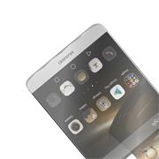 Panzerglas für Huawei Mate 7 Schutzfolie Glasfolie 9H Ultra Clear Glas Folie