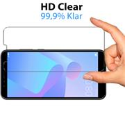 Panzerglas für Huawei Nova 2 Schutzfolie Glasfolie 9H Ultra Clear Glas Folie