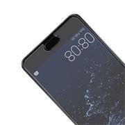 Panzer Glas Folie für Huawei P10 Handy Schutz Folie 9H Echtglas