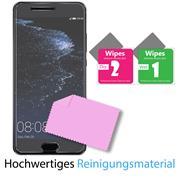 Panzerglas für Huawei P10 Glasfolie Displayschutz Folie Glas Hartglas Anti Fingerprint