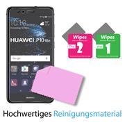 Glasfolie für Huawei P10 Lite Schutzfolie Panzer Scheibe Folie Display Schutzglas 9H