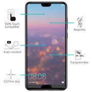 Panzerglas für Huawei P20 Pro Glas Folie Displayschutz Schutzfolie