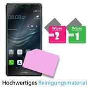Glasfolie für Huawei P9 Plus Schutzfolie Panzer Scheibe Folie Display Schutzglas 9H