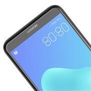 Glasfolie für Huawei Y5 2018 Schutzfolie Panzer Scheibe Folie Display Schutzglas 9H