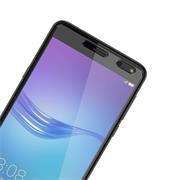 Panzerglas für Huawei Y6 2017 Schutzfolie Glasfolie 9H Ultra Clear Glas Folie