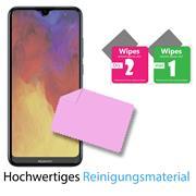 Panzerglas für Huawei Y6p Glasfolie Displayschutz Folie Glas Hartglas Anti Fingerprint