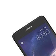 Panzerglas für Huawei Y6 II Schutzfolie Glasfolie 9H Ultra Clear Glas Folie