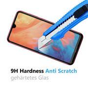 Glasfolie für Huawei Y7 2019 Schutzfolie Panzer Scheibe Folie Display Schutzglas 9H
