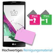 Panzer Glas Folie für LG G4C Handy Handy Schutz Folie 9H Echtglas