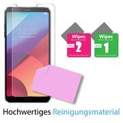 Panzer Glas Folie für LG G6 Handy Handy Schutz Folie 9H Echtglas