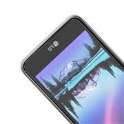 Panzer Glas Folie für LG K4 2017 Handy Schutz Folie 9H Echtglas