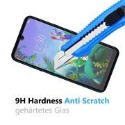 Glasfolie für LG Q60 Schutzfolie Panzer Scheibe Folie Display Schutzglas 9H