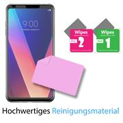 Panzerglas für LG V30 Glasfolie Displayschutz Folie Glas Hartglas Anti Fingerprint
