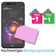 Panzerglas für LG X Power 3 Glasfolie Displayschutz Folie Glas Hartglas Anti Fingerprint