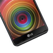 Panzer Glas Folie für LG X Power Handy Schutz Folie 9H Echtglas
