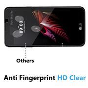 Panzerglas für LG X Screen Schutzfolie Glasfolie 9H Ultra Clear Glas Folie
