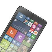 Glasfolie für Microsoft Lumia 535 Schutzfolie Panzer Scheibe Folie Display Schutzglas