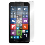 Panzer Glas Folie für Microsoft Lumia 640 XL Handy Schutz Folie 9H
