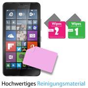 Glasfolie für Microsoft Lumia 640 XL Schutzfolie Panzer Scheibe Folie Display Schutzglas