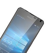 Panzerglas für Microsoft Lumia 650 Schutzfolie Glasfolie 9H Ultra Clear Glas Folie