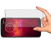 Glasfolie für Motorola Moto Z3 Play Schutzfolie Panzer Scheibe Folie Display Schutzglas