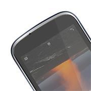 Glasfolie für Nokia 1 Schutzfolie Panzer Scheibe Folie Display Schutzglas 9H