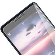 Panzer Glas Folie für Nokia 2.1 Handy Schutz Folie 9H Echtglas