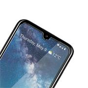 Panzerglas für Nokia 2.2 Glasfolie Displayschutz Folie Glas Hartglas Anti Fingerprint