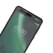 Panzerglas für Nokia 2 Glasfolie Displayschutz Folie Glas Hartglas Anti Fingerprint
