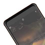 Panzer Glas Folie für Nokia 6 2018 Handy Schutz Folie 9H Echtglas