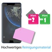 Panzer Glas Folie für Nokia 6 Handy Schutz Folie 9H Echtglas