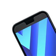 Glasfolie für Samsung Galaxy A3 (2017) Schutzfolie Panzerglas Scheibe Folie Display Schutzglas
